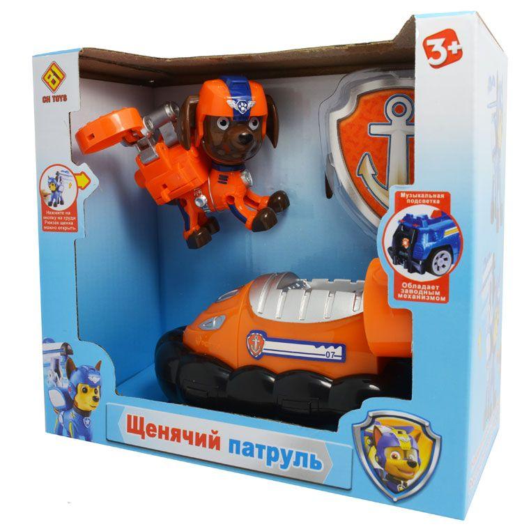 Щенок зума щенячий патруль игрушка купить
